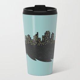 Leaf City Metal Travel Mug
