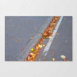 Fallen Rainbow Canvas Print