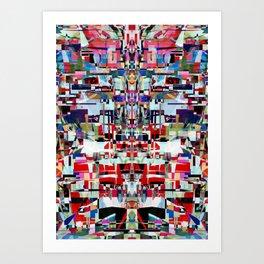 GG3 Art Print