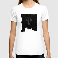 hogwarts T-shirts featuring Hogwarts Letter by IA Apparel