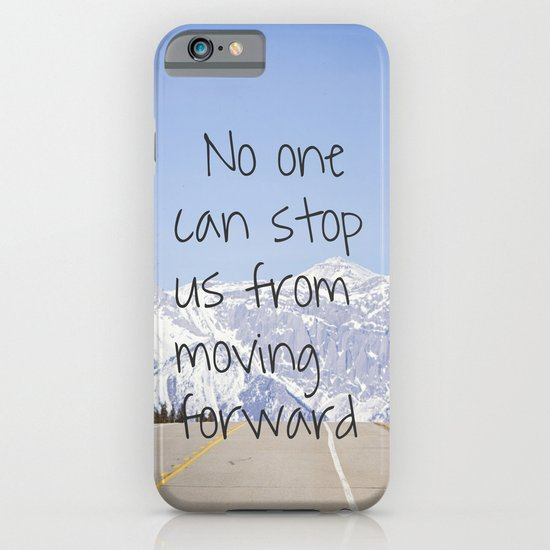 No one can... iPhone & iPod Case