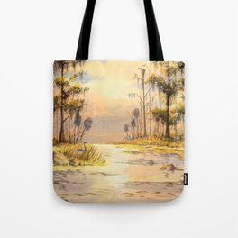 Southern States Sunrise Tote Bag