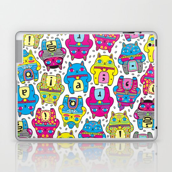 CatCat For Ever Laptop & iPad Skin