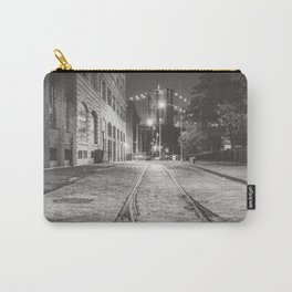 New York City Nights in Dumbo Carry-All Pouch