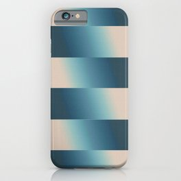 Woven Gradients Contemporary Home Goods iPhone Case