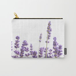 Purple Lavender #4 #decor #art #society6 Carry-All Pouch