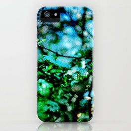 Why work out? Winter three iPhone Case