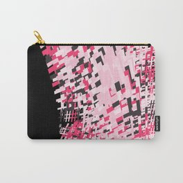 Hashtag pink Carry-All Pouch