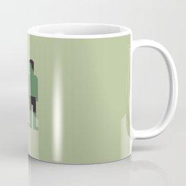 The Incredible Hulk 8-Bit Coffee Mug