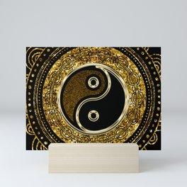 Geometry Balance Life Mandala Mini Art Print