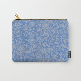 Flower Style Pattern XVI Carry-All Pouch