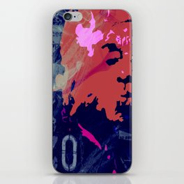 Smoker iPhone Skin