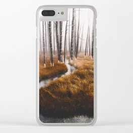 RIVER - 11318/1 Clear iPhone Case