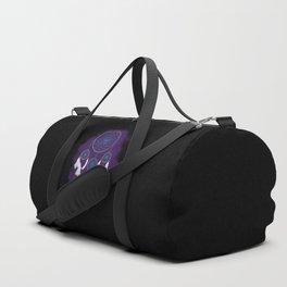 Classic Dreamcatcher 2: Purple background Duffle Bag