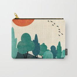 Trees have dreams Carry-All Pouch