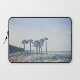 Seven Palm Trees Laptop Sleeve