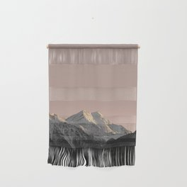 Mountain Series - Mount Cook Wall Hanging