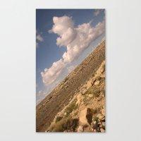 arizona Canvas Prints featuring Arizona by Jess Wagstaff