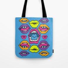 MOUTHY Tote Bag