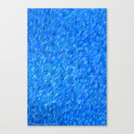Zoshoku 2-III Canvas Print