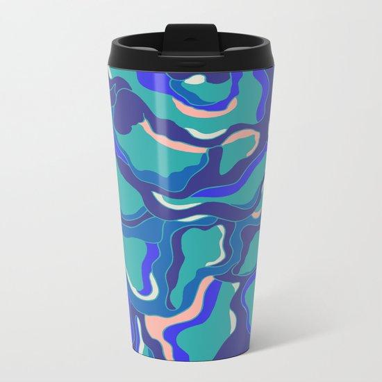 Tissues 2 Metal Travel Mug