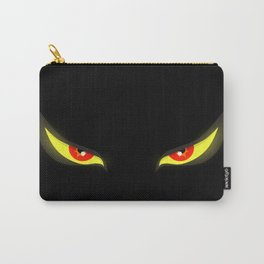 Evil Eyes Carry-All Pouch