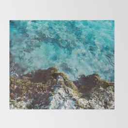 Blue Coast Throw Blanket