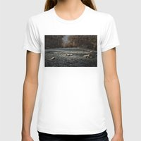 road T-shirts featuring Road by Jesús M.Chamizo