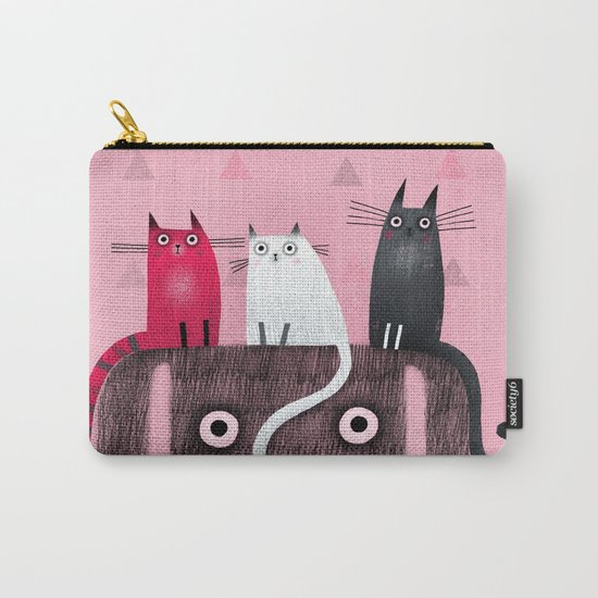 TRI-TOP Carry-All Pouch