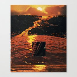 alternative sun Canvas Print