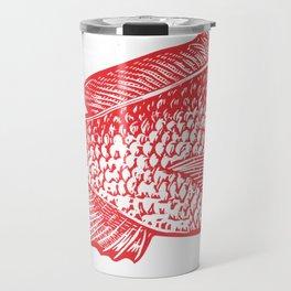Red Snapper Travel Mug