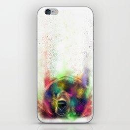 Bear pride iPhone Skin