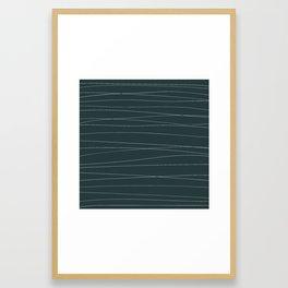 Coit Pattern 47 Framed Art Print