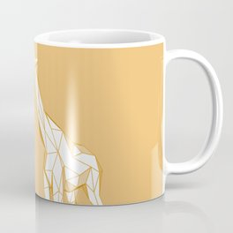geometric giraffe Coffee Mug