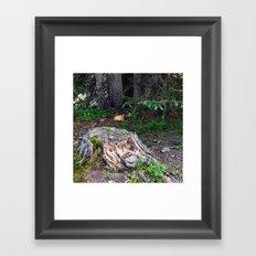 Spread Out Framed Art Print