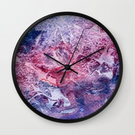 Smash Wall Clock