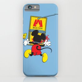 A Better Mousetrap iPhone Case