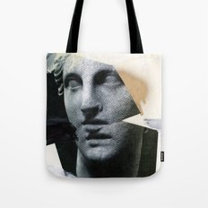 Untitled (Painted Composition 8) Tote Bag