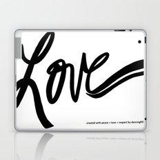 made with love Laptop & iPad Skin