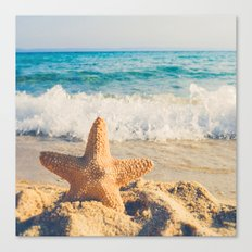 Visions of theSea Canvas Print