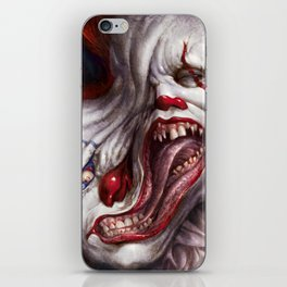 IT Assimilated! iPhone Skin