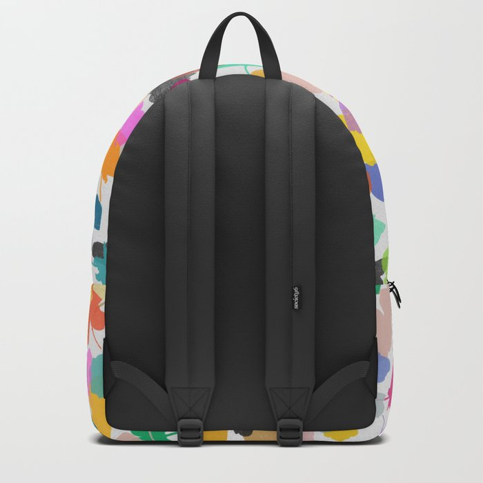 buttercups 2 sq Backpack