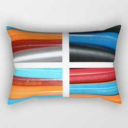 Pens & Pencils Rectangular Pillow