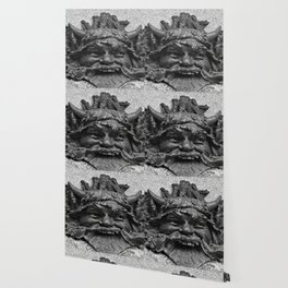 Mascaron Wallpaper