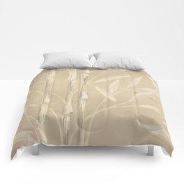 Bamboo - Sand Comforters