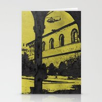 milan Stationery Cards featuring Milan 4 by Anand Brai