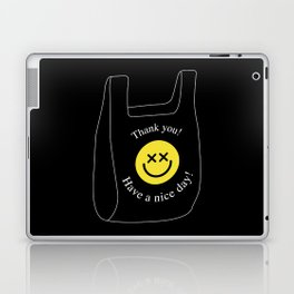 Thank you! Have a nice day! plastic bag Laptop & iPad Skin