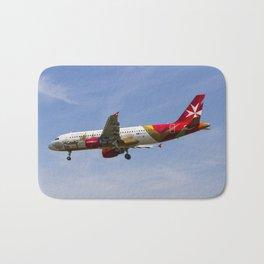 Air Malta Airbus Bath Mat