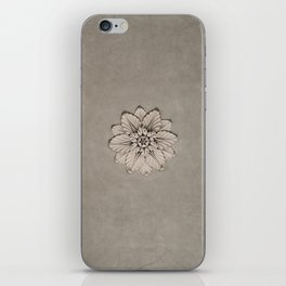 Flowers of Florence iPhone Skin