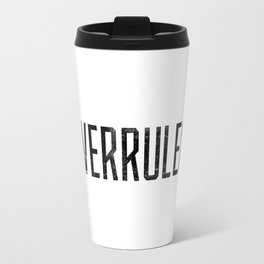 Overruled! Travel Mug